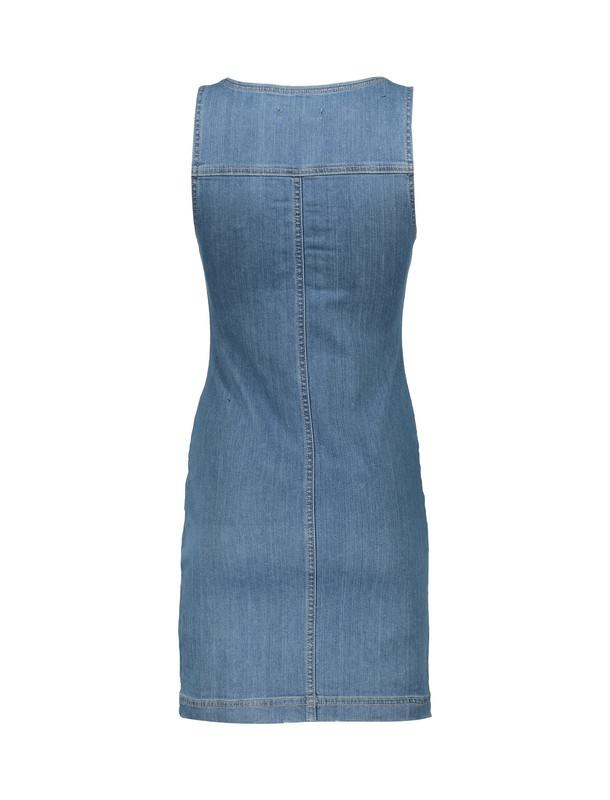 پیراهن جین کوتاه زنانه - میسگایدد
