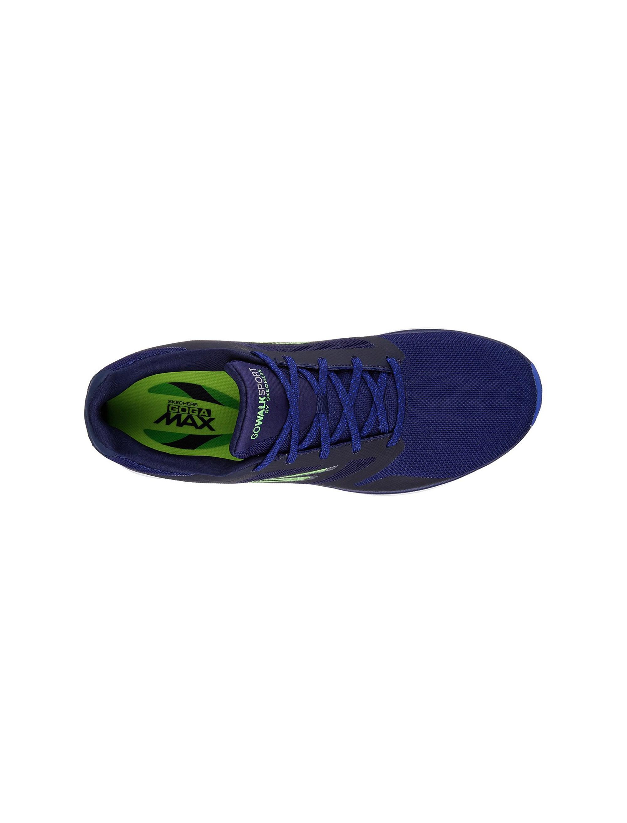 کفش پیاده روی بندی مردانه GOwalk Sport Power - اسکچرز