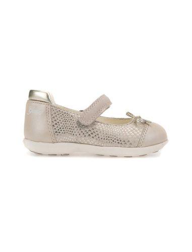 کفش چرم چسبی نوزادی دخترانه JODIE