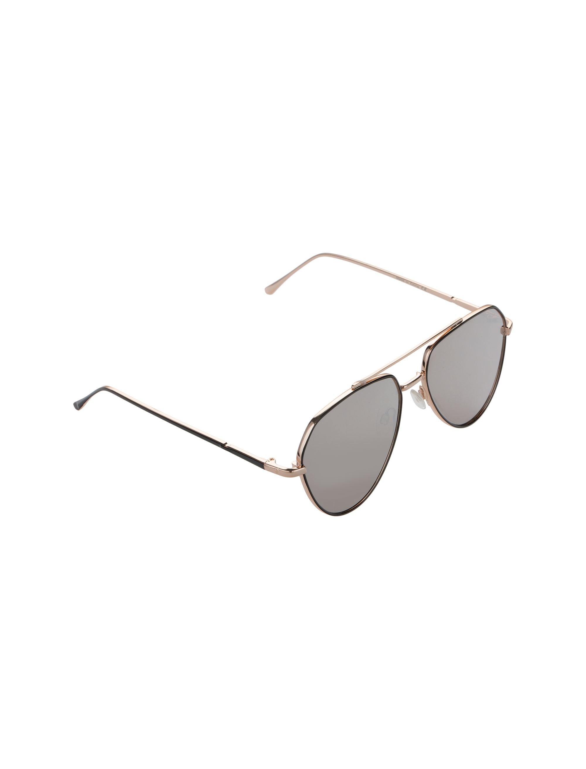 عینک آفتابی خلبانی مردانه - آلدو - طلايي - 2