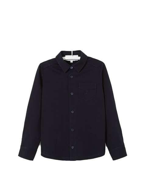 پیراهن نخی آستین بلند پسرانه Laine - جاکادی