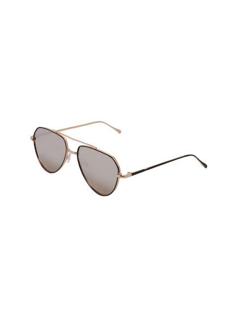 عینک آفتابی خلبانی مردانه - آلدو - طلايي - 5