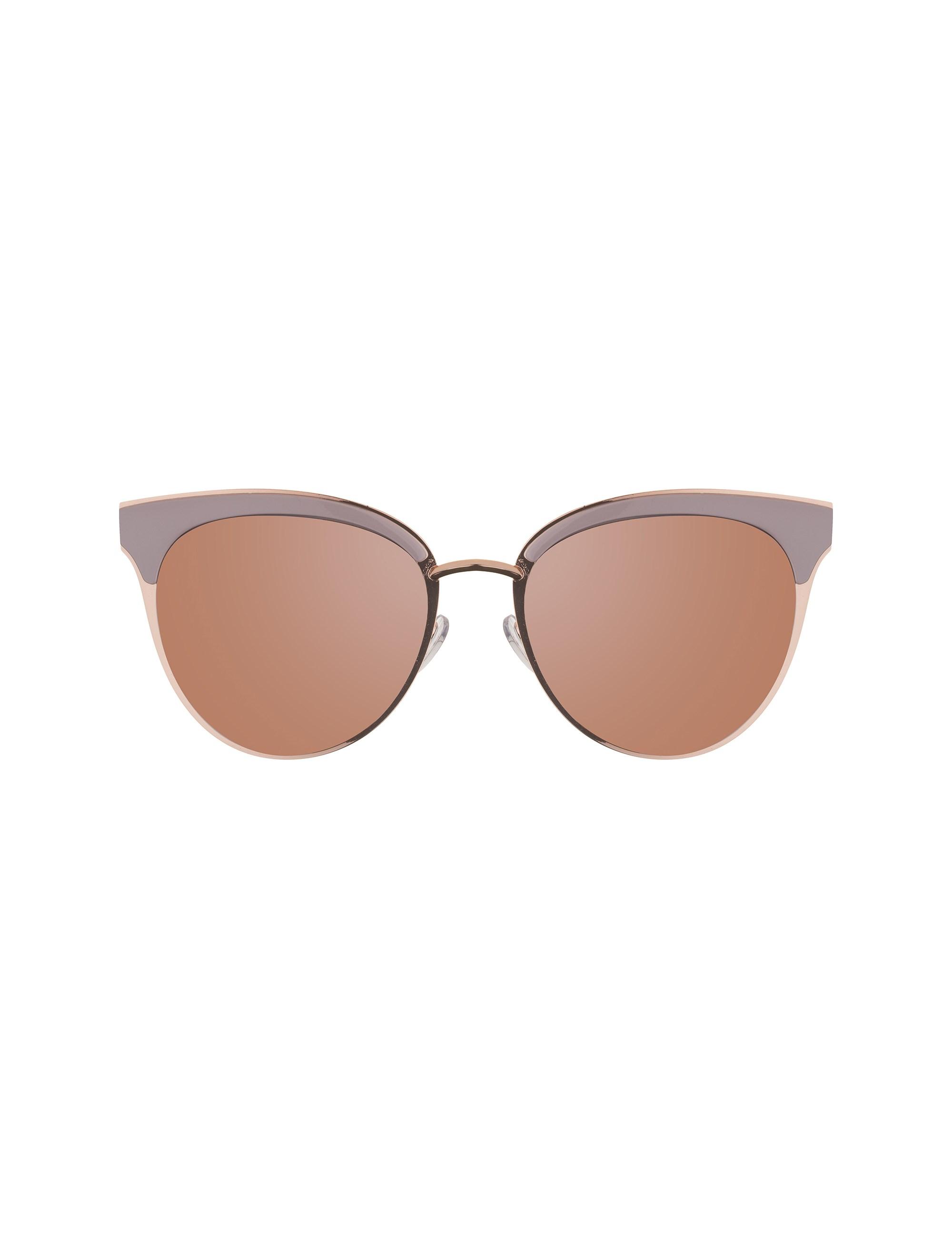 عینک آفتابی پنتوس زنانه - صورتي - 1