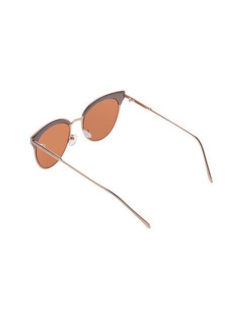 عینک آفتابی پنتوس زنانه - صورتي - 3