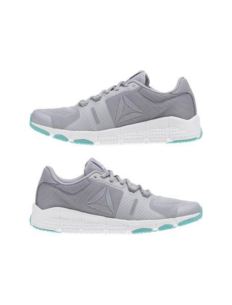 کفش دویدن بندی زنانه Trainflex 2-0 - طوسي - 4