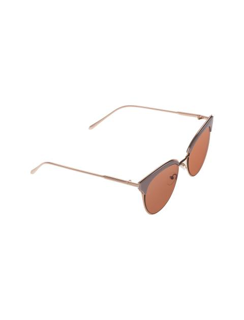 عینک آفتابی پنتوس زنانه - صورتي - 4