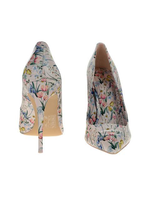 کفش پاشنه بلند زنانه - صورتي  - 5