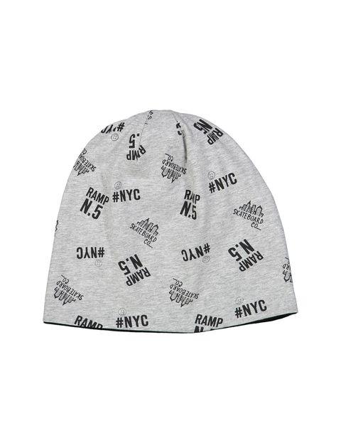 کلاه نخی بانی پسرانه - ایدکس - طوسي - 1
