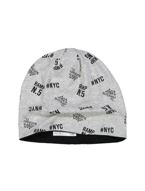 کلاه نخی بانی پسرانه - ایدکس - طوسي - 2
