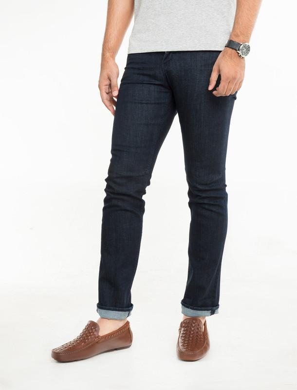 شلوار جین راسته مردانه Darke3 - باس اورنج