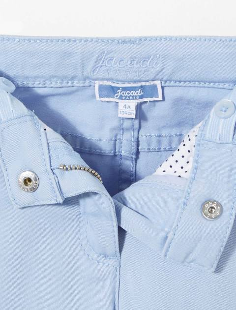 شلوار جین راسته دخترانه Eleonore - آبي روشن - 3