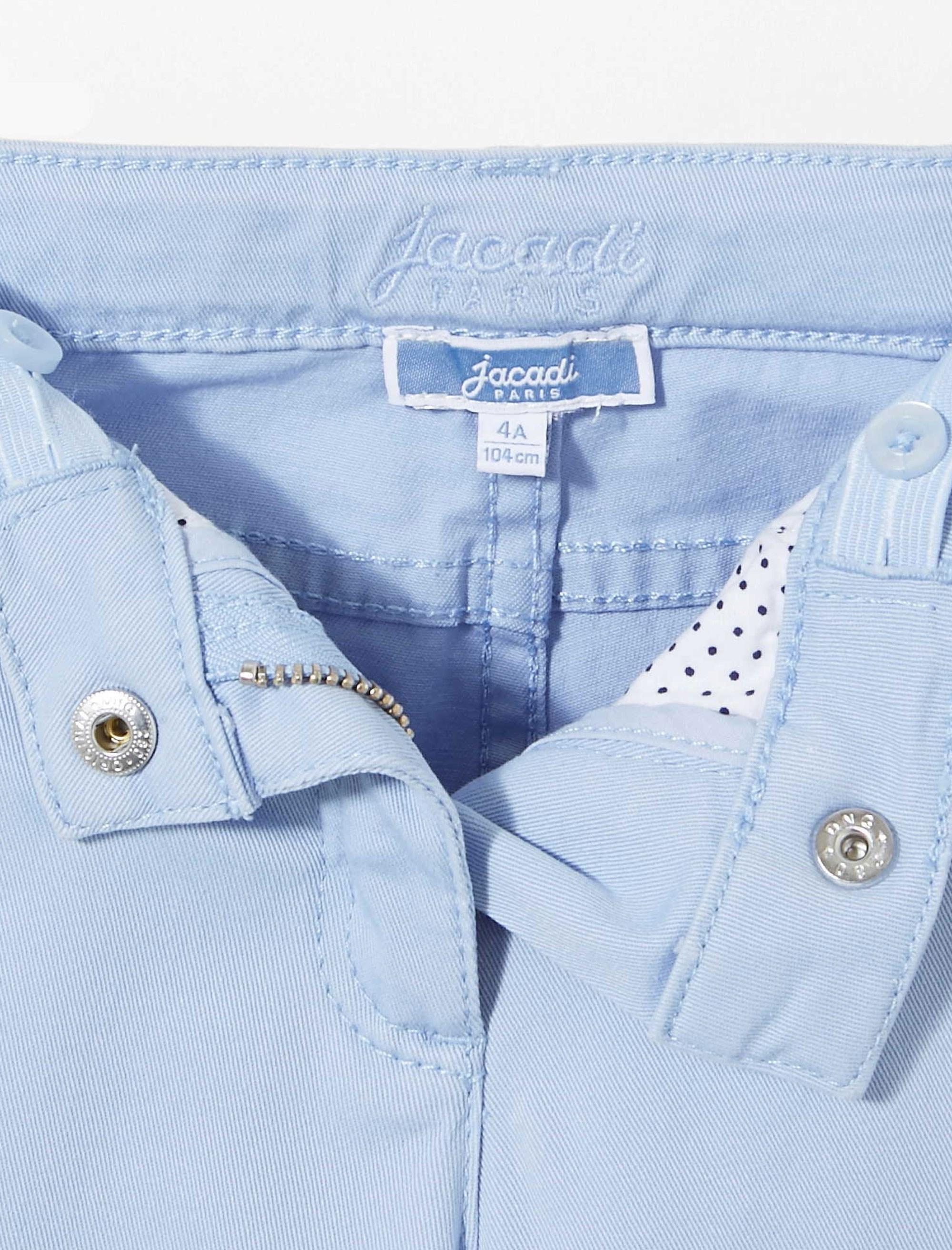 شلوار جین راسته دخترانه Eleonore - جاکادی - آبي روشن - 3
