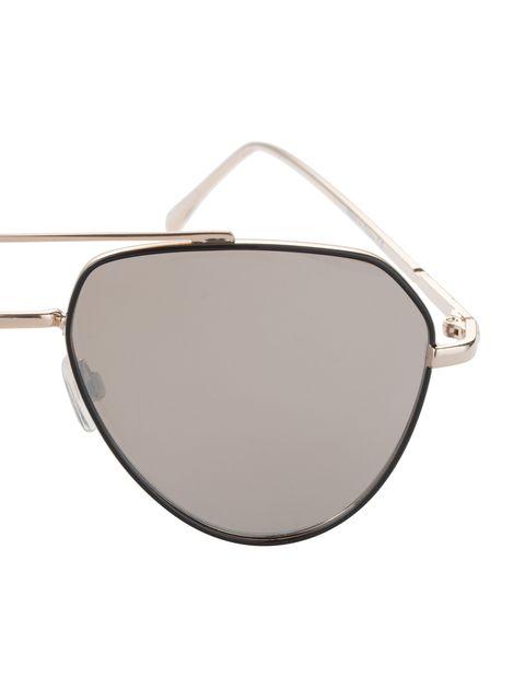 عینک آفتابی خلبانی مردانه - آلدو - طلايي - 7