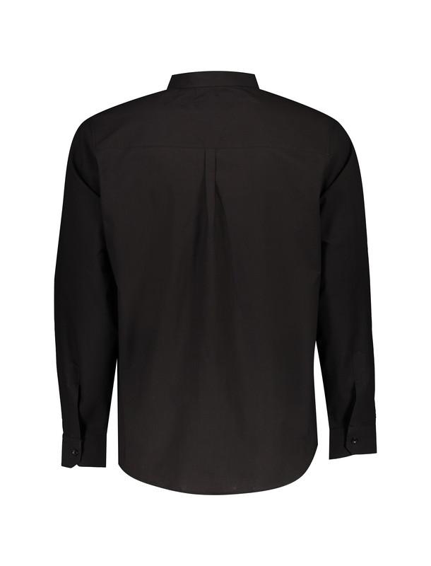 پیراهن نخی آستین بلند مردانه - آر اِن اِس