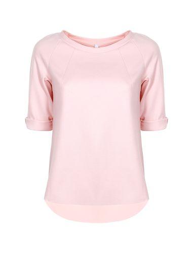 تی شرت ویسکوز یقه گرد زنانه - امپریال