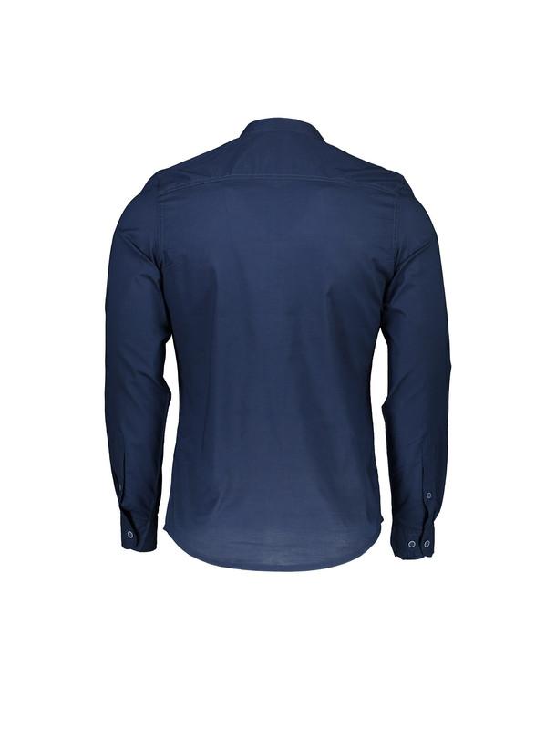 پیراهن نخی آستین بلند مردانه - یوپیم
