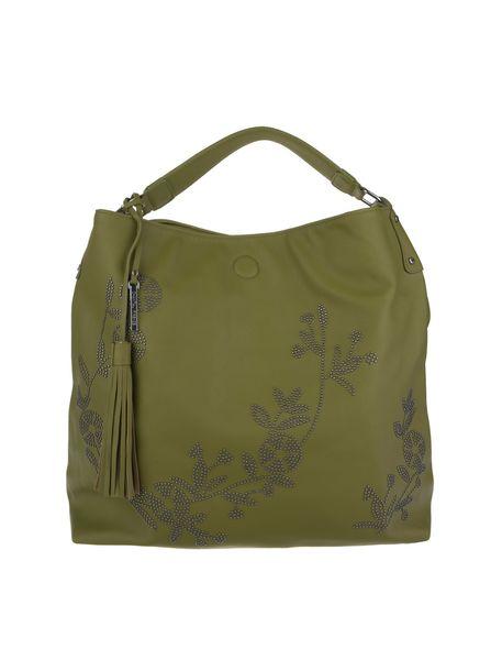 کیف دستی زنانه - سبز - 1