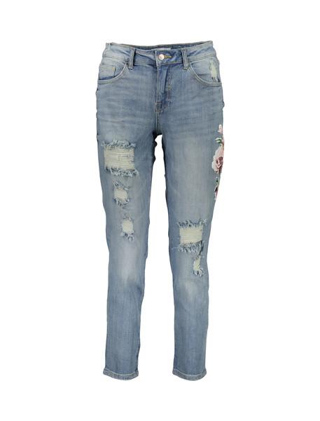 شلوار جین راسته زنانه - یوپیم