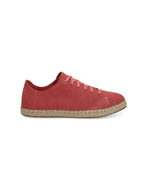 کتانی جیر بندی زنانه LENA - تامز - قرمز - 1