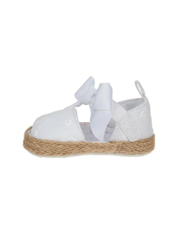 کفش پارچه ای نوزادی