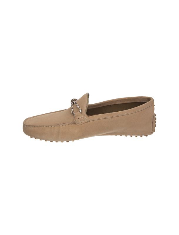 کفش چرم راحتی یکسره مردانه