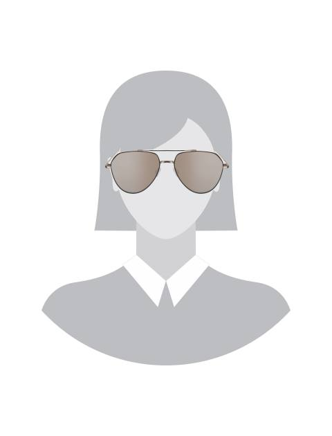 عینک آفتابی خلبانی مردانه - آلدو - طلايي - 8