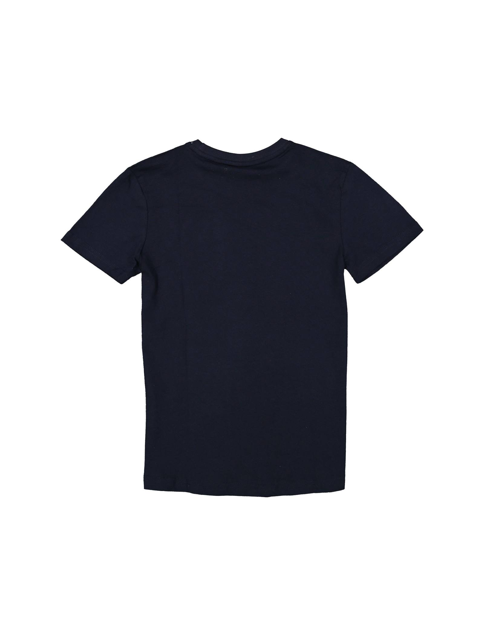 تی شرت و شلوارک نخی پسرانه - بلوکیدز - سرمهاي/طوسي - 3