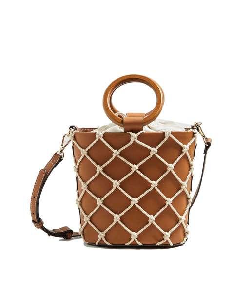 کیف دوشی زنانه - مانگو