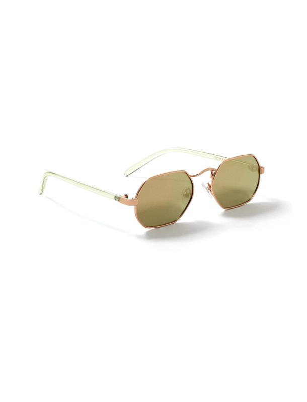 عینک آفتابی چند ضلعی زنانه - مانگو