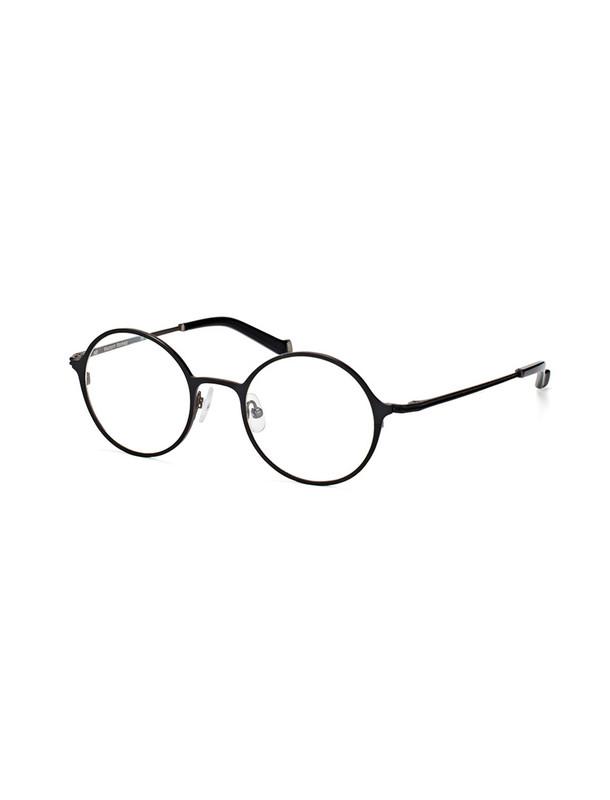 عینک طبی گرد مردانه