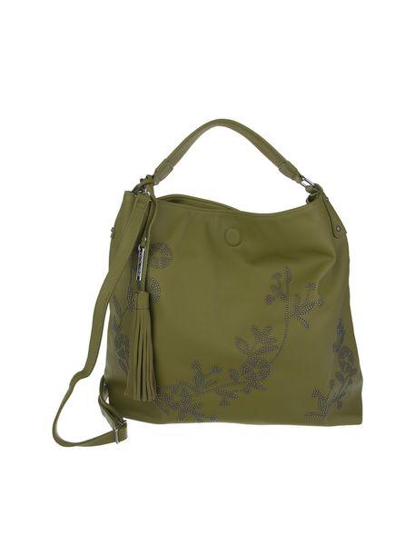 کیف دستی زنانه - سبز - 3