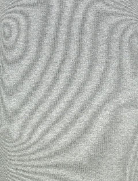 پیراهن میدی زنانه - طوسي روشن - 5