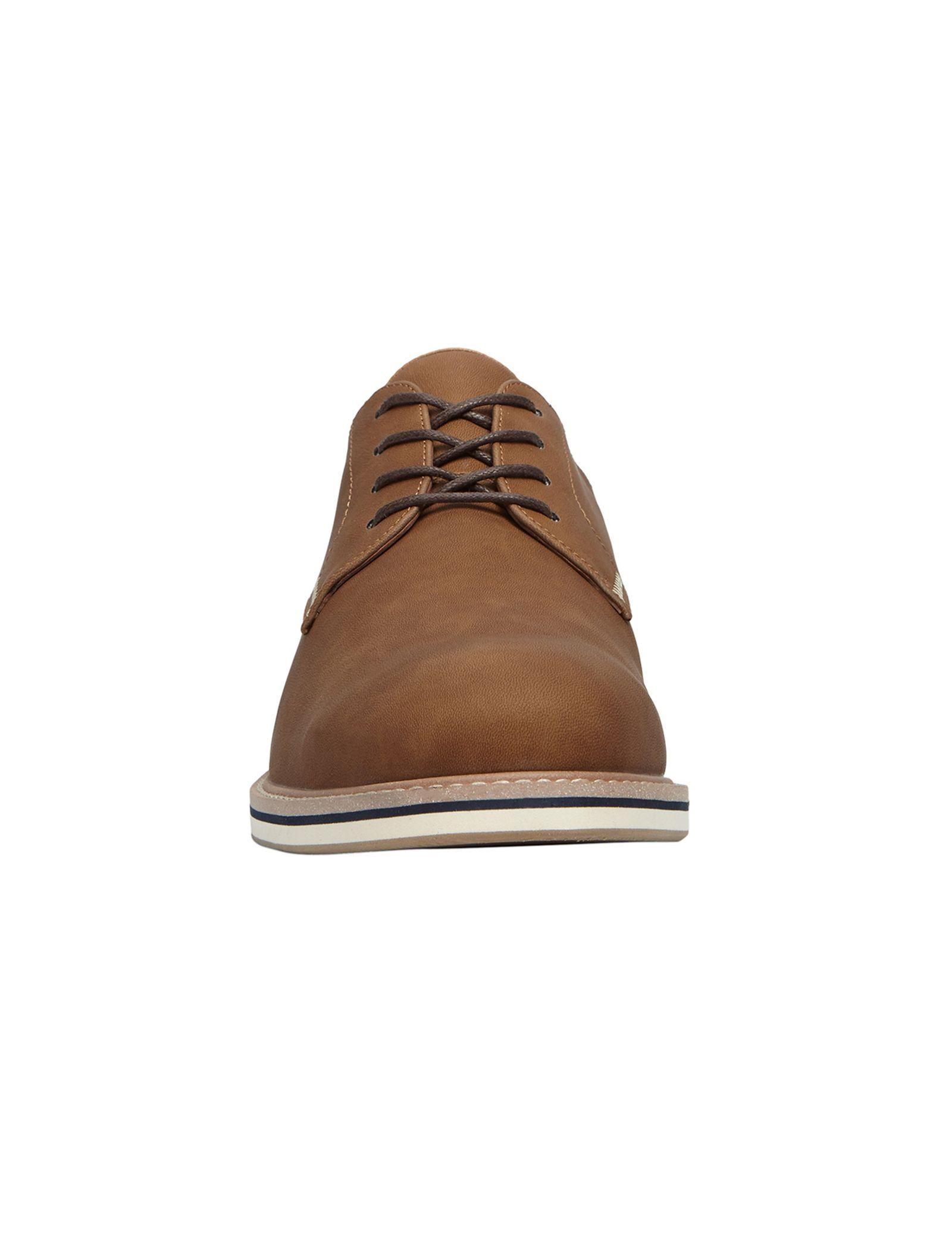 کفش اداری مردانه - کال ایت اسپرینگ - قهوه اي - 2
