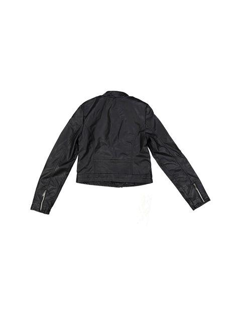 کت کوتاه دخترانه - مشکي - 3