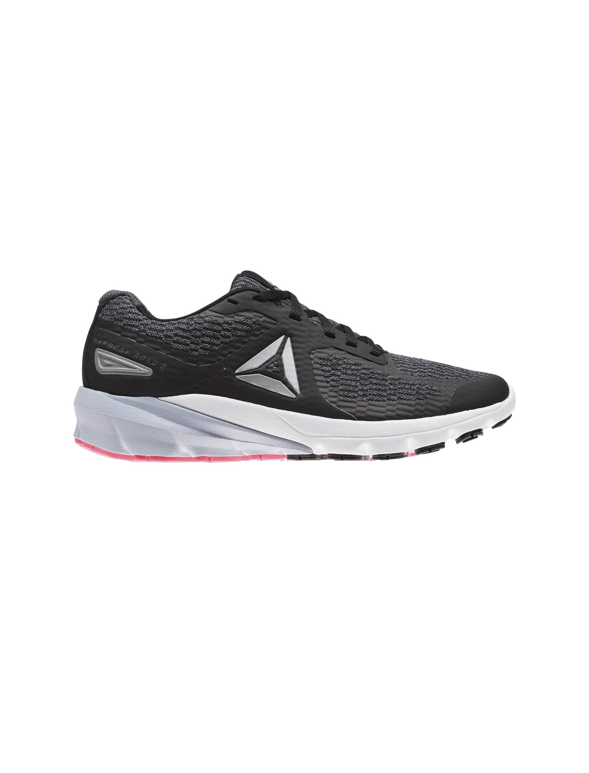 کفش دویدن بندی زنانه Harmony Road 2 - ریباک - مشکي  - 1