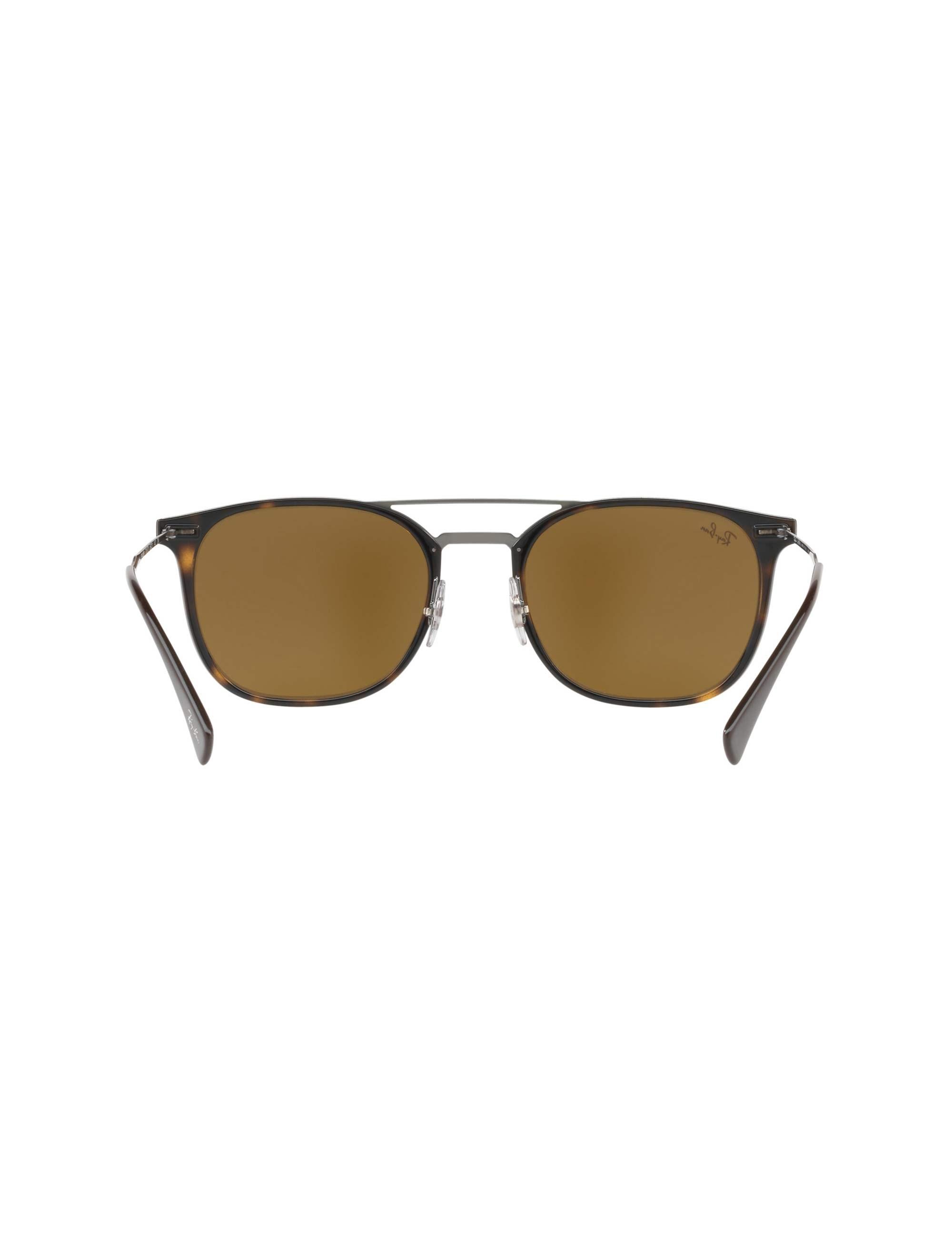 عینک آفتابی مربع مردانه - ری بن