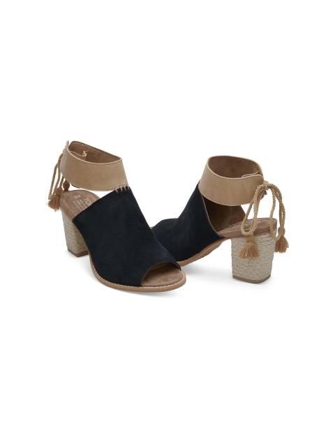 کفش پاشنه بلند چرم زنانه Seville - تامز - مشکي - 3
