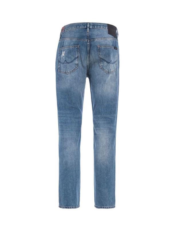 شلوار جین راسته مردانه - سوپردرای