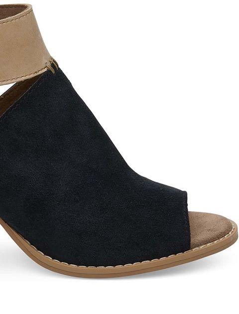 کفش پاشنه بلند چرم زنانه Seville - تامز - مشکي - 4