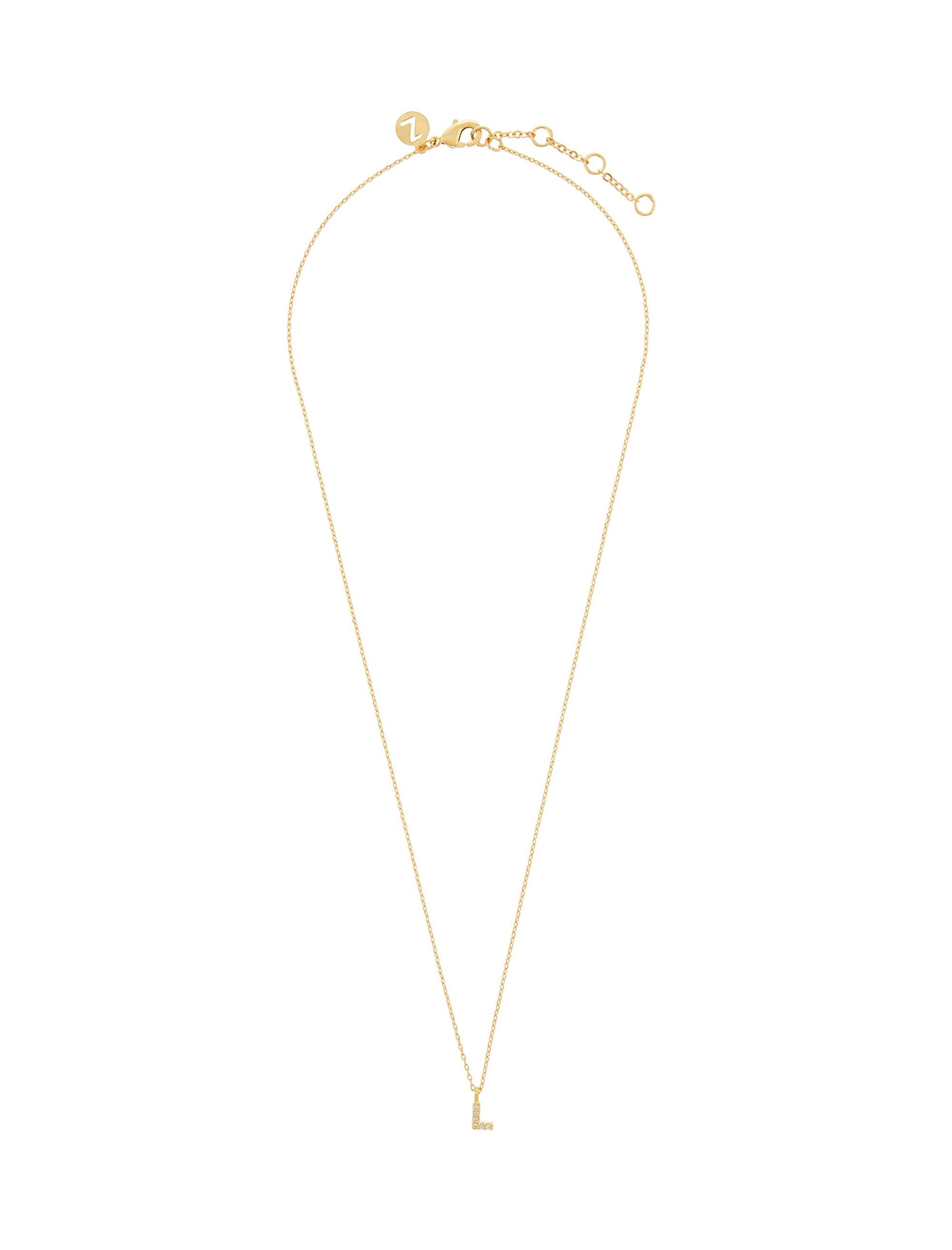 گردنبند زنجیری زنانه - اکسسوریز