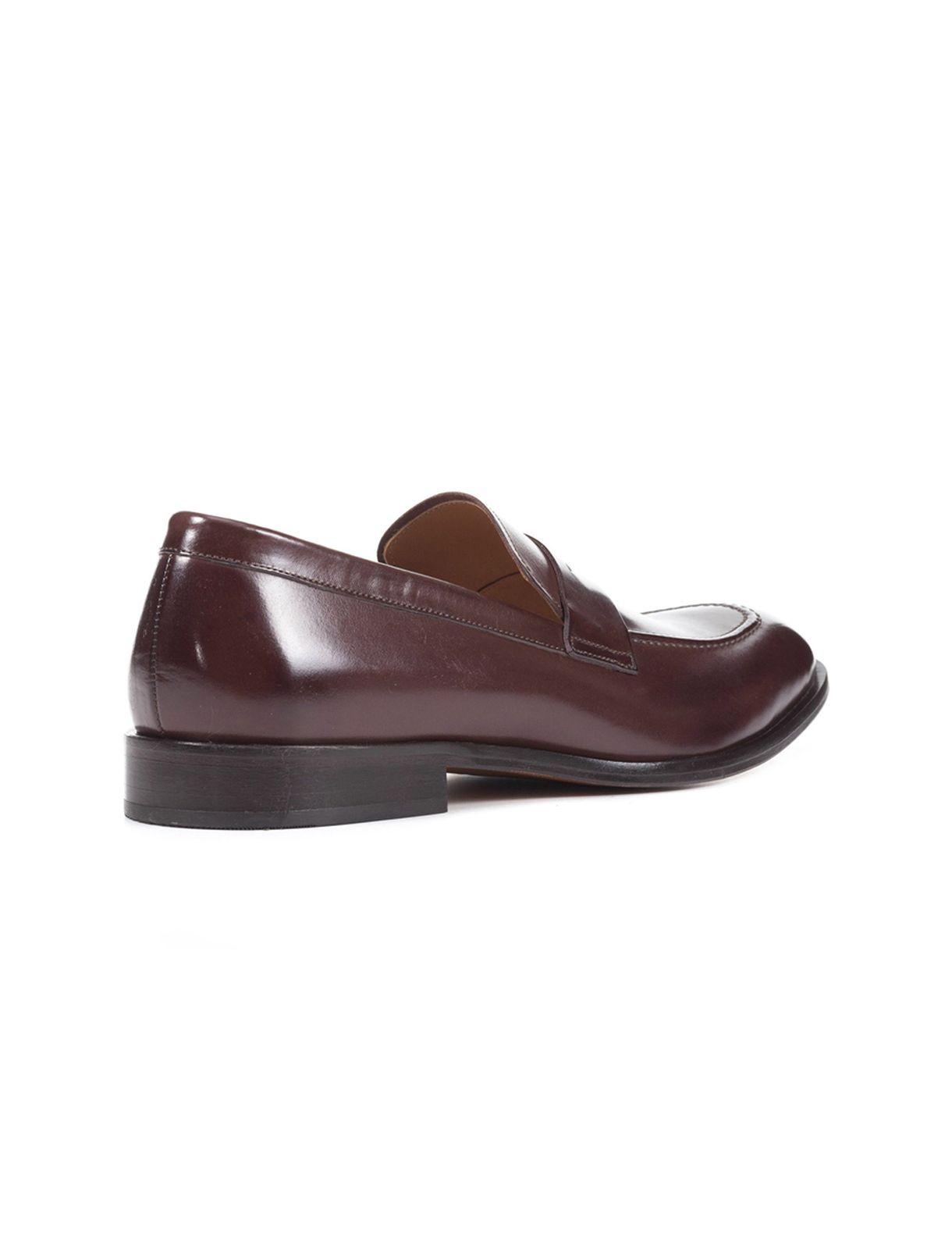 کفش اداری چرم مردانه Saymore D – جی اوکس  Men Casual Office Leather Shoes Saymore D – Geox