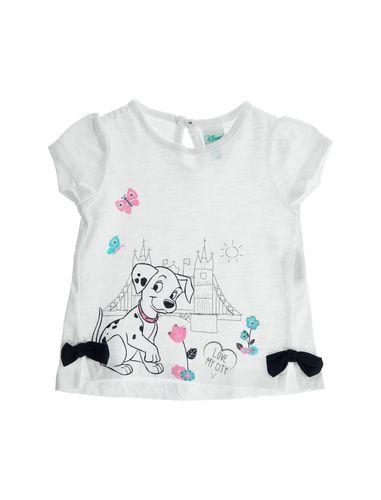 تی شرت نخی ساده نوزادی دخترانه - بلوکیدز