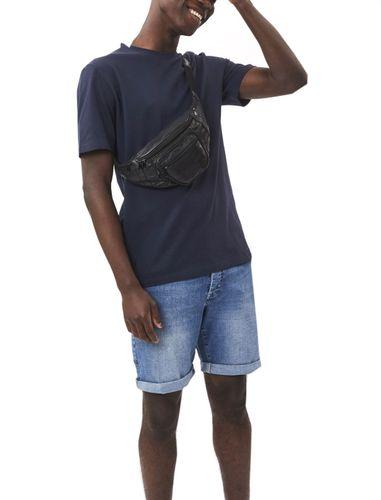 تی شرت نخی یقه گرد مردانه Sims