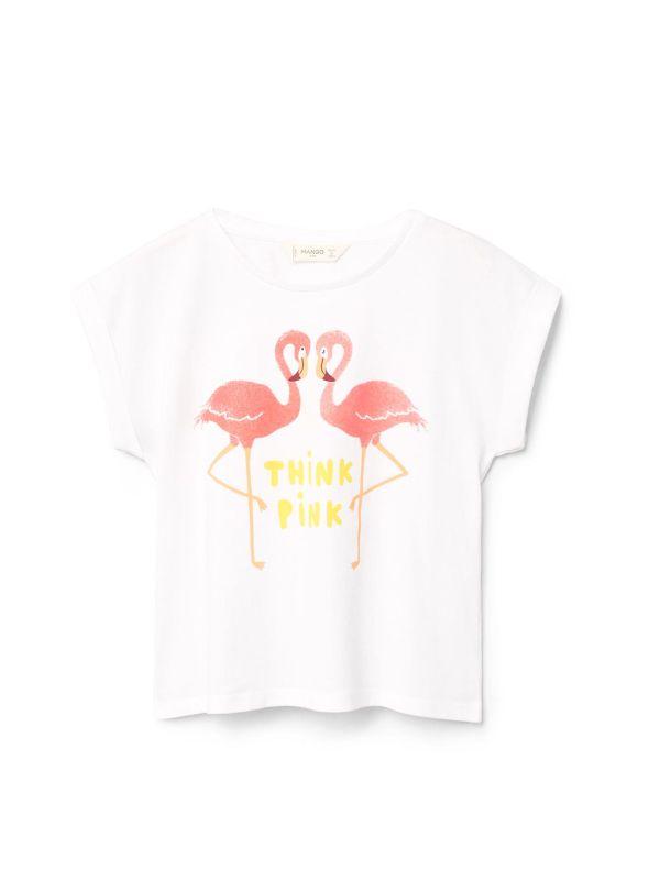 تی شرت و شلوارک نخی دخترانه