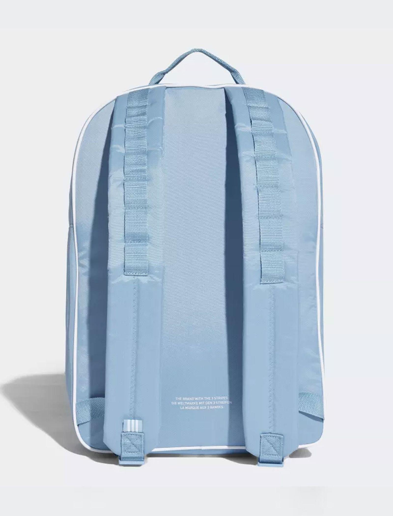 کوله پشتی روزمره بزرگسال Classic - آدیداس تک سایز - آبي روشن - 2