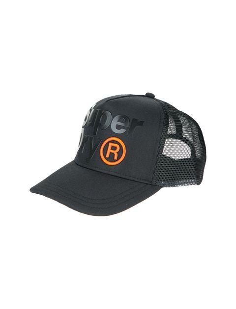 کلاه کپ مردانه HB Lineman Trucker - مشکي - 3