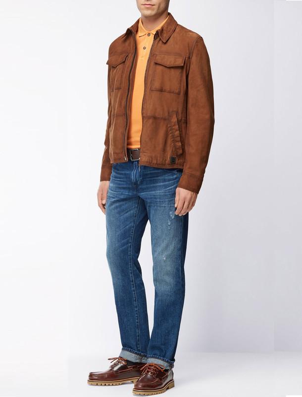 شلوار جین راسته مردانه Orange24 Barcelona RICO - باس اورنج