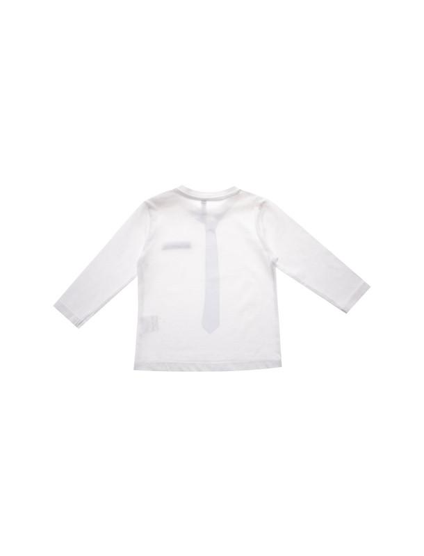 تی شرت نخی آستین بلند نوزادی پسرانه - ایدکس