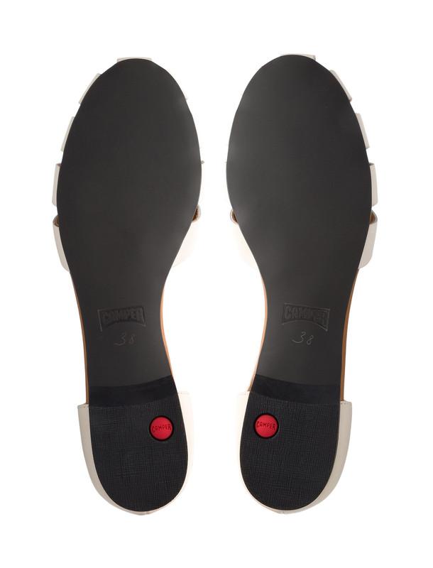 کفش چرم تخت زنانه Servolux