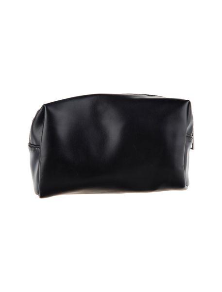 کیف لوازم آرایش زنانه - مشکي - 2